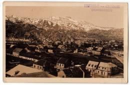 EUROPE MONTENEGRO CETINJE OLD POSTCARD 1929. - Montenegro