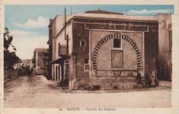 Tunisie. BIZERTE. - Fontaine Des Andalous. E.P.A.  Ed. Phototypie Photo Albert, Alger N°14 - Tunisia
