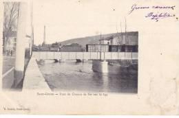 SAINT GIRONS-pont Du Chemin De Fer Sur Le Lez - Saint Girons