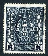 1922  AUSTRIA   Mi.Nr.407A Ia / Sc 297 Used ( 342 ) - Usati