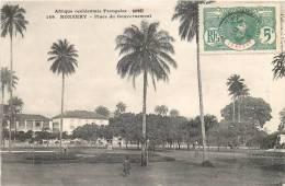KONAKRY PLACE DU GOUVERNEMENT GUINEE FRANCAISE - Guinée Française
