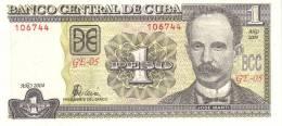 Cuba P.121   1 Peso 2004 Unc - Cuba