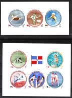 Dominican Republic 1956 Olympic Games,  MNH - Lot. A217 - Repubblica Domenicana