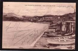 13. MARSEILLE. LA POINTE ROUGE.  ( BOUCHES- Du- RHÔNE ). UN COIN DU PORT, LES BATEAUX DE PÊCHE.....C859 - Quartiers Sud, Mazargues, Bonneveine, Pointe Rouge, Calanques