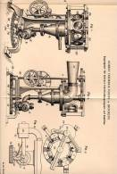 Original Patentschrift - R. Foster In Brooklyn , 1901 , Signalgeber Für Schiffe , Schiff !!! - Boats