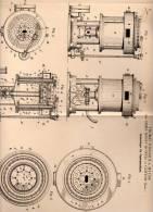 Original Patentschrift - T. Torranse In Bitton Und Clifton , 1900 , Papiermaschine , Papermachine !!! - Tools