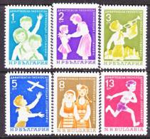 Bulgaria  1450-5   *  CHILDREN  PIONEERS - Bulgaria