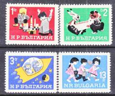 Bulgaria  1466-71   *  CHILDREN'S   DAY - Bulgaria