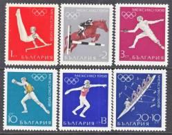 Bulgaria  1674-8   *   SPORTS  OLYMPICS - Bulgaria