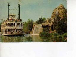 THE MAGIC KINGDOM THE MARK TWAIN    OHL - Disneyland