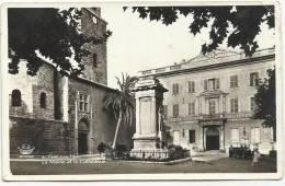 FREJUS - La Mairie Et La Cathédrale - Frejus