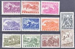 Bulgaria 512-22   * - 1945-59 People's Republic