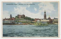 Hamburg-Hafen - Seewarte Und Michaeliskirche   -    !!!!  ( A - 11  ) - Other