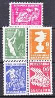 Bulgaria 578-82   * - 1945-59 People's Republic
