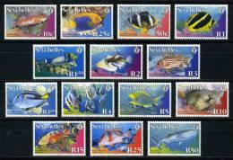 Seychelles 2003 2005 Fish Shark Marine Life MNH - Vissen