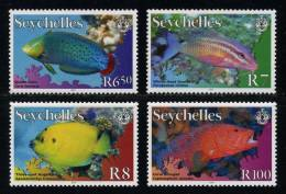 Seychelles 2010 Fish Marine Life MNH - Fische
