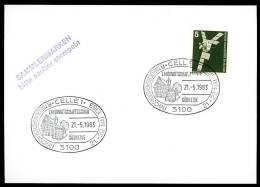 85411) BRD - Sonderstempel-Beleg 3100 CELLE Vom 21.5.1983 - Niedersachsenschau, Südheide, Fachwerkhaus - Poststempel - Freistempel