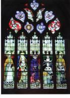D  (29) QUIMPER. Cathédrale Saint-corentin. Vitrail-dresnay  Donnateur( 1486-1497). - Quimper