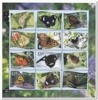 Niuafo'ou 2012 Postfris MNH Butterflies - Niue