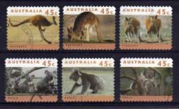 Australia - 1994 - Australian Wildlife (2nd Series, Perf 11½) - Used - Oblitérés