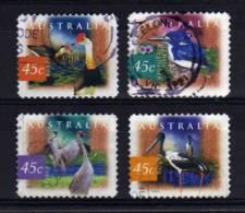 Australia - 1997 - Fauna & Flora (2nd Series, Perf 11½) - Used - Oblitérés