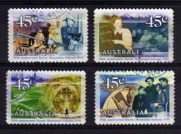 Australia - 1999 - 50th Anniversary Of Snowy Mountain Scheme (Perf 11½ ) - Used - Oblitérés