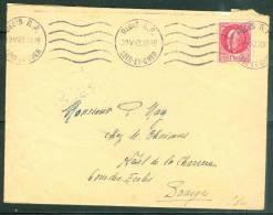 Lettre Affranchie Par 1,50 Fr Pétain Oblitéré Blois RP Dreyfuss BLO204 EN 1942  - Ab5104 - 1941-42 Pétain