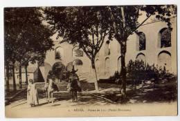 Alg�rie - MEDEA -1933-- Portes de Lodi (Portes Romaines,anim�e,anes) n� 2 �d Coll Ideale PS