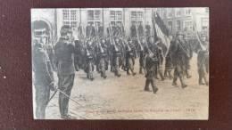 168 +   Décoration  7 E De Ligne Bataille D'yser - Guerre 1914-18
