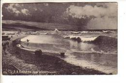 GOOD OLD RUSSIA ART POSTCARD - Kisilyev - Sea View - Posted 1913 In Latvia - Postcards