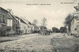 77 LE MESNIL AMELOT PLACE DES ORMES - France