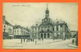"""Dpt  52  Chaumont  """"  L'hotel De Ville  """" - Chaumont"""
