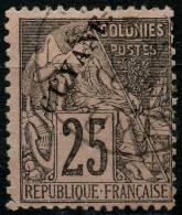 Guyane (1892) N 23 (o) - Guyane Française (1886-1949)