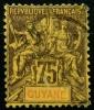 Guyane (1892) N 41 (o) - Guyane Française (1886-1949)