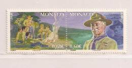MONACO  ( D14 - 677  )   2007  N° YVERT ET TELLIER  N° 2593/2594   N** - Monaco