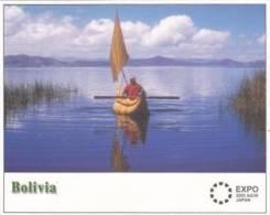AKBO Bolivia Titicaca Lake Expo Aichi 2005 - Bolivië