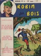 ROBIN DES BOIS N° 6 BE JEUNESSE ET VACANCES 02-1965 - Petit Format