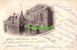 BRUGGE ** BRUGES **  ND PHOT 1899  L'HOPITAL SAINT JEAN - Brugge