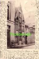 BRUGGE ** BRUGES **  1900 D V D MAISON  DE JEAN VASQUE RUE D'ARGENT 46 - Brugge