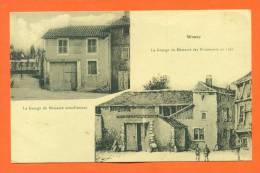 "Dpt  52  Wassy   ""  La Grange Du Massacre Des Protestants En 1562   "" Bi Vues - Wassy"