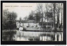 45 - BORDS DU LOIRET - MOULIN SAINT JULIEN - France