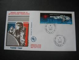 TAAF. 1983. Kunst/Terres Australes FDC/ETB (G1838/1898) - FDC