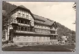 "31911     Germania, Ilsenburg (Harz),  Kurheim ""Martin  Andersen Nexo"",  VG  1977 - Ilsenburg"