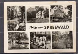 31919   Germania,   Spreewald,  VG - Luebben (Spreewald)