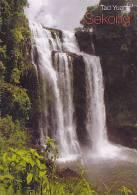LAOS - AK 107394 P. Sekong - Tad Yuang Waterfall - Laos
