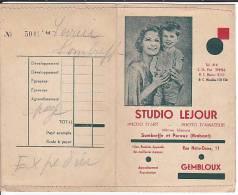 Pochette De Négatifs. Studio Lejour à Sombreffe - Matériel & Accessoires
