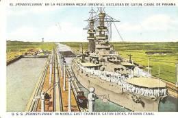 Cpa Panama Canal - Panama