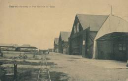 AVIATION - CAZAUX - Vue Générale Du Camp (avion) - Autres Communes