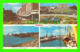 HULL, QUÉBEC - 4 MULTIVUES - TRAVEL IN 1966 - - Autres