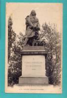 ROUEN --> Statue Pierre Corneille - Graville